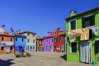 イタリア ベネチア ブラーノ島