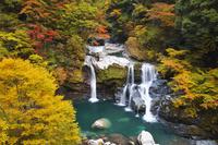 徳島県 大轟の滝