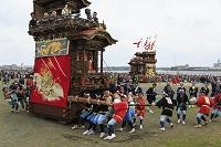 愛知県 亀崎潮干祭