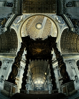 ミケランジェロ 「サン・ピエトロ大聖堂のドーム」
