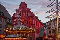 フランス ミュルーズ クリスマスマーケット