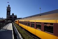 ニュージーランド ダニーデン タイエリ・ゴージ鉄道