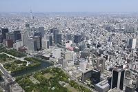 有楽町一丁目再開発より銀座・東京駅方面