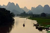 中国 川下り