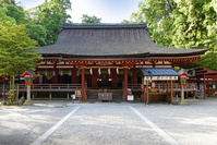 奈良県 天理市 石上神宮 拝殿