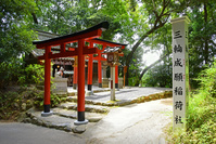 奈良県 桜井市 大神神社 成の末社 願稲荷神社