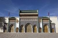 モロッコ フェズ 王宮