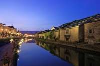 北海道 小樽 運河