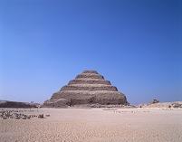 エジプト サッカラ 階段ピラミッド