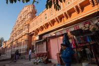 インド ジャイプル 風の宮殿