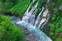 北海道 白ひげの滝
