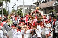 八雲神社春季例大祭