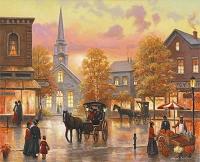 「Autumnal Breeze In Pleasantville」