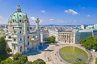 オーストリア ウィーン カールス教会