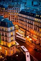 フランス パリ 街並み