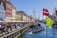 デンマーク コペンハーゲン ニューハウン