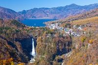 栃木県 華厳の滝と中禅寺湖