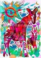 コンゴ オカピ野生動物保護区