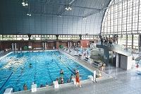 東京都清掃局 熱の利用 温水プール