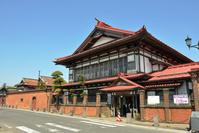 青森県 斜陽館(重要文化財)