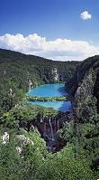 クロアチア プリトヴィチェ湖群国立公園