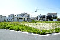 住宅街の空地