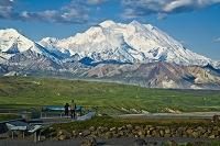 アメリカ マッキンリー山とデナリ国立公園