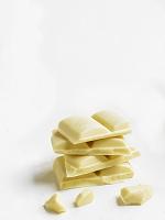 ホワイトチョコレートの欠片