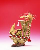 宝船(佐渡の民芸品)