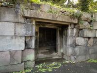 皇居東御苑 石室
