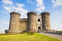 イタリア ナポリ ヌオーヴォ城