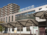 埼玉県 越谷レイクタウン駅