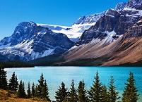 カナダ バンフ国立公園