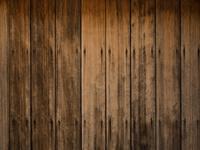 古い板壁 木目