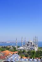 トルコ イスタンブール ブルー・モスク