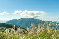 奈良県 葛城山 金剛山