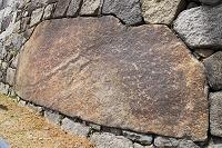愛知県 名古屋城 清正石と石垣