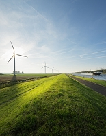 オランダ 風力発電