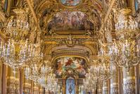 フランス パリ ガルニエ宮
