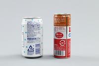 スチール缶とアルミ缶