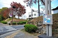 兵庫県 姫路城跡 中ノ門跡
