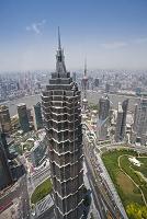 上海 ジンマオタワー