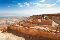 イスラエル  遺跡