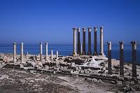 サブラータ/イシス神殿跡