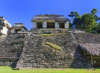メキシコ パレンケ 北の建物群