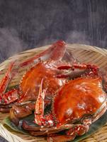 茹でガニ(渡り蟹)