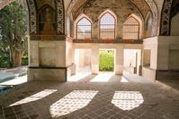 イラン カシャーン フィン庭園