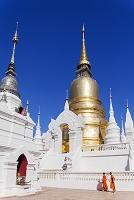 タイ ワット・スアンドーク