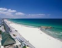 チュニジア スース 地中海 ビーチ