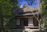 三重県 伊賀市 服部土芳(芭蕉の弟子)の蓑虫庵